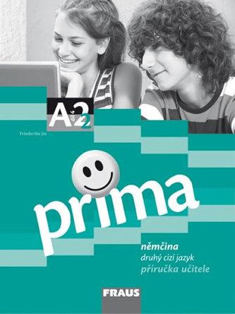 Prima A2/díl 4 - příručka učitele