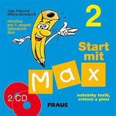 Start mit Max 2 - CD /2ks/