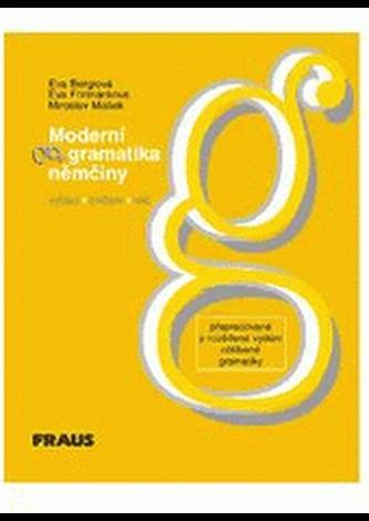 Komplet Moderní gramatika němčiny + CD-ROM