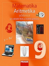 Matematika 9 pro ZŠ a víceletá gymnázia - Algebra učebnice