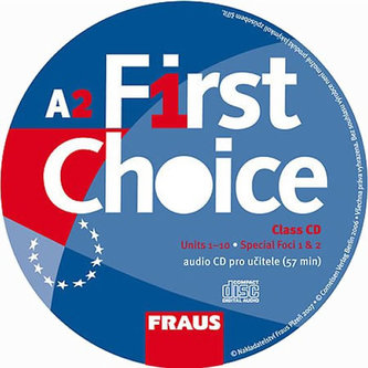 First Choice A2 - CD pro učitele /1ks/