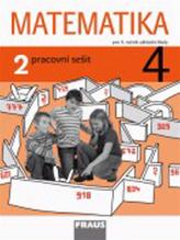 Matematika 4/2 pro ZŠ - pracovní sešit