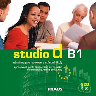 studio d B1 - CD /2ks/