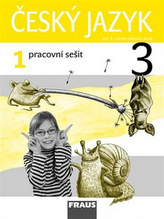 Český jazyk 3/1 pro ZŠ - pracovní sešit