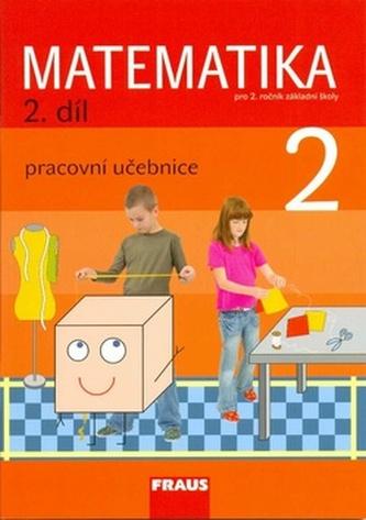 Matematika 2/2 pro ZŠ - učebnice