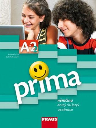 Prima A2/díl 4 - učebnice