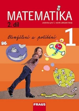 Matematika 1/2 pro ZŠ - učebnice