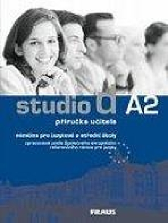 studio d A2/2 - CD /lekce 7-12/