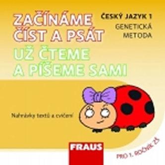 Český jazyk 1 pro ZŠ - CD /genetická metoda/