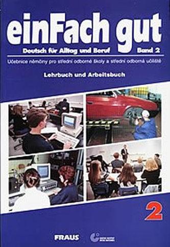 einFach gut 2 - učebnice