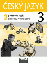 Český jazyk 3/2 pro ZŠ - pracovní sešit