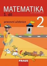 Matematika 2/1 pro ZŠ - učebnice