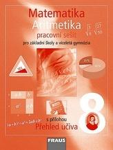 Matematika 8 pro ZŠ a víceletá gymnázia - Aritmetika - pracovní sešit