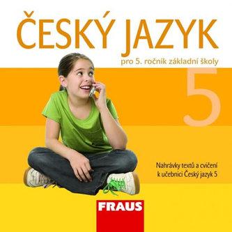 Český jazyk 5 pro ZŠ - CD