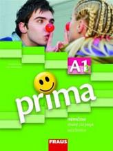 Prima A1/díl 2 - učebnice