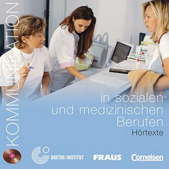 Kommunikation in sozialen und medizinischen Berufen - CD