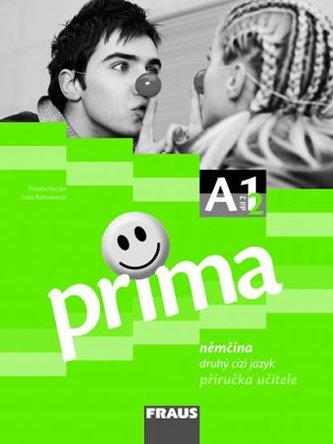 Prima A1/díl 2 - příručka učitele