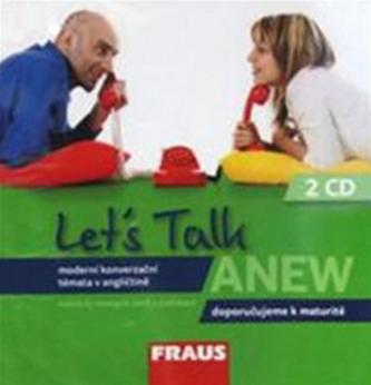 Lets Talk Anew - CD /2ks/
