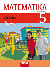 Matematika 5 pro ZŠ - učebnice