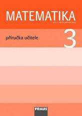 Matematika 3 pro ZŠ - příručka učitele