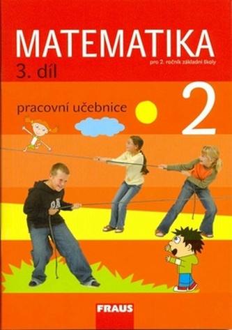Matematika 2/3 pro ZŠ - učebnice