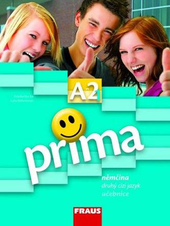 Prima A2/1: učebnice. 2008. 80 s - Náhled učebnice