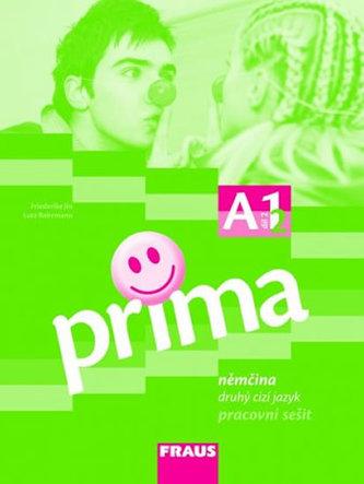 Prima A1: pracovní sešit. 2008. 72 s - Náhled učebnice