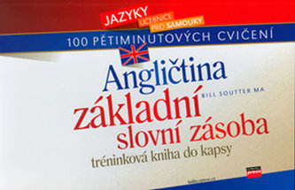 Slovíčka na kartičkách 2 - anglická základní slovní zásoba