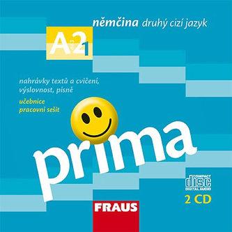 Prima A2/díl 3 - CD k učebnice /2ks/