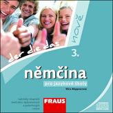 Němčina pro jazykové školy nově 3 - CD /1ks/