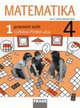 Matematika 4/1 pro ZŠ - pracovní sešit