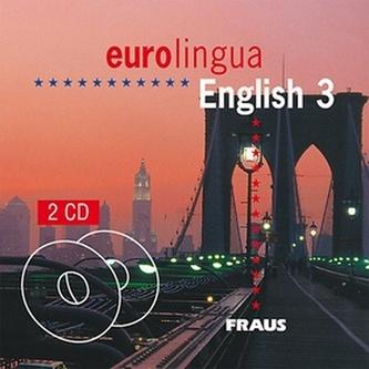 eurolingua English 3 - CD /2ks/