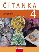 Čítanka 4 pro ZŠ - učebnice