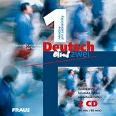Deutsch eins, zwei 1 - CD /2ks/