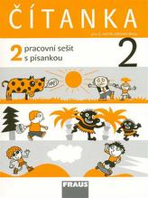 Čítanka 2/2 pro ZŠ - pracovní sešit