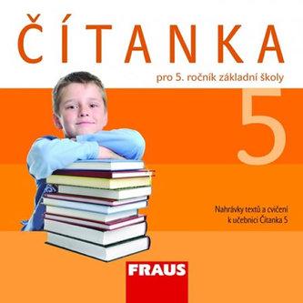 Čítanka 5 pro ZŠ - CD /1ks/