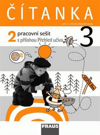 Čítanka 3/2 pro ZŠ - pracovní sešit