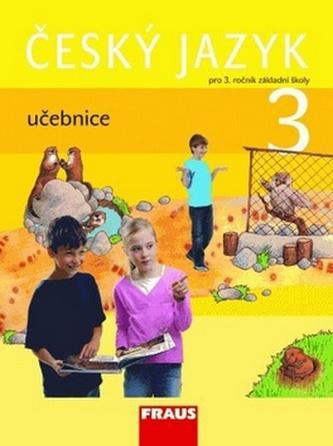 Český jazyk 3 pro ZŠ - učebnice