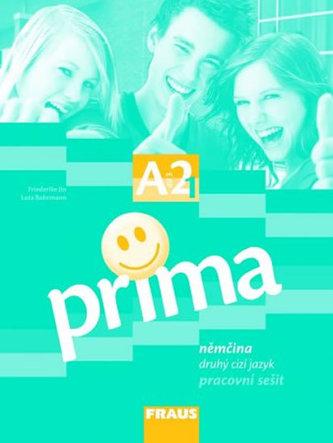 Prima A2/díl 3 - pracovní sešit