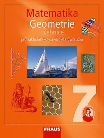 Matematika 7 pro ZŠ a víceletá gymnázia - Geometrie učebnice