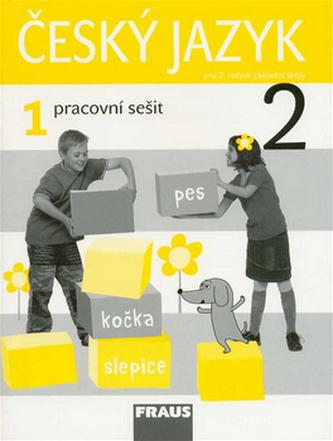 Český jazyk 2/1 pro ZŠ - pracovní sešit