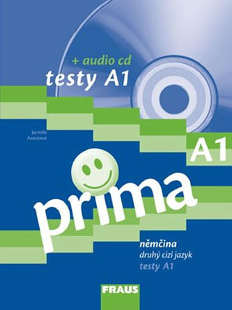 Prima A1 - Testy + CD
