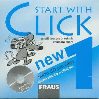 Start with Click New 1 - CD pro žáka /1ks/