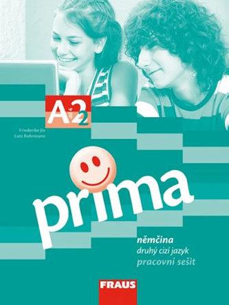 Prima A2/díl 4 - pracovní sešit
