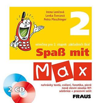 Spaß mit Max 2 - CD /2ks/