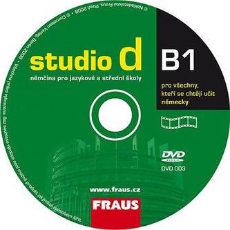 studio d B1 - DVD