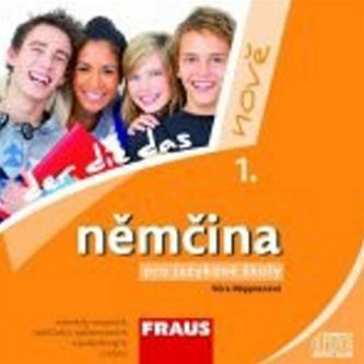 Němčina pro jazykové školy nově 1 - CD /1ks/