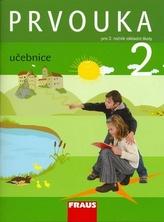 Prvouka 2 pro ZŠ - učebnice