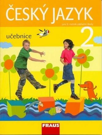 Český jazyk 2 pro ZŠ - učebnice