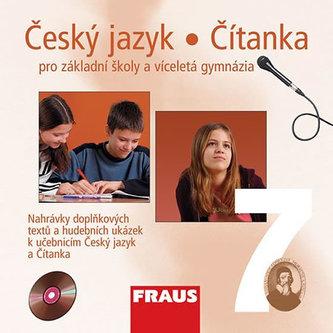 Český jazyk/Čítanka 7 pro ZŠ a víceletá gymnázia - CD /1ks/